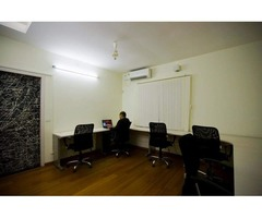 Enjoy a Hassle free Office space for team of 4 to 6 Seater for rent @canaans