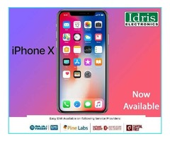 Apple iPhone X Now Available Only In Idris Electronics Raipur Authorised Dealer of Apple iPhones