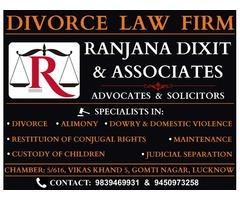 Divorce Lawyer In Lucknow - Ranjana Dixit & Associates