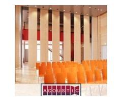 Impressive Acoustic Multi-purpose Movable Walls