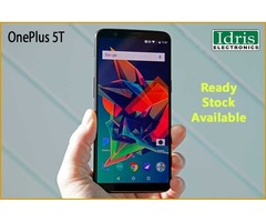 OnePlus 5 Now Available Only In Idris Electronics Raipur Authorised Dealer of OnePlus Mobiles