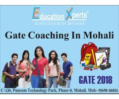 gate coaching in mohali