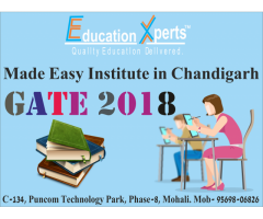 gate made easy institute in mohali