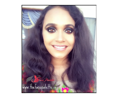 Smokey Eyes are Attractive and Beautiful. Book Now to Learn from Makeup Guru Lekshmi Menon