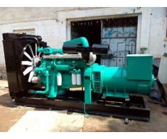 Used diesel marine generators sale in Vapi-india