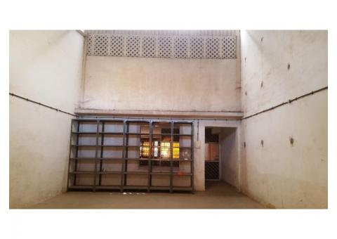 Godown / warehouse available for rent at sativali road touch in vasai.