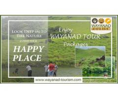 Find your happy place with WAYANAD TOUR PACKAGES