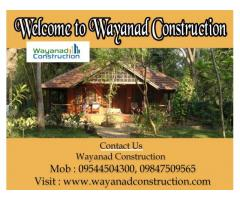 Welcome to Wayanad Construction