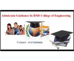 How To Get Admission in BMS College Of Engineering