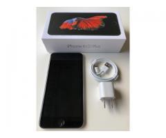 iPhone 6s Plus 128GB Space Gray factory UNLOCKED