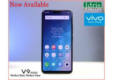 Vivo V9 Now Available In Idris Electronics Raipur Authorised Dealer of Vivo Mobiles