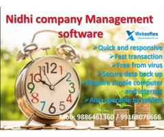 Nidhi software systems, tools on financial management software