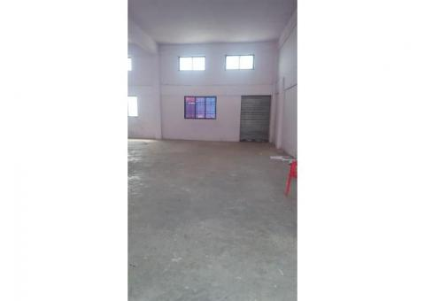 Highway Touch Ground floor Godown-Warehouse available on Rent at Vasai.