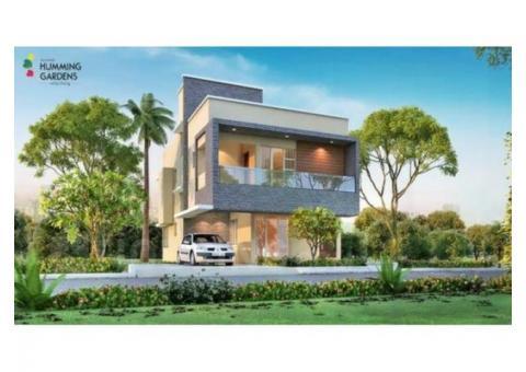 Villas for sale in OMR Chennai- Alliance Humming Gardens