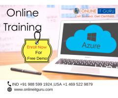 azure Online Training | azure Online Training Hyderabad | Online IT Guru