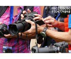 Learn From The Best Place To Learn Photography In Hyderabad. Join Hamstech!