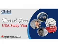 HASSEL FREE USA STUDY VISA - APPLY NOW