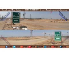 Gmada IT city 12 marla plot plots on resale at Sector 66B Mohali