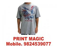 t-shirt, mouse pad, mug, cap printing services in ahmedabad M. 9824539077