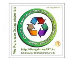 FERROUS AND NON FERROUS SCRAP BUYERS IN BANGALORE