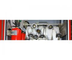 Fixed Foam Fire Extinguishing System by Monsher