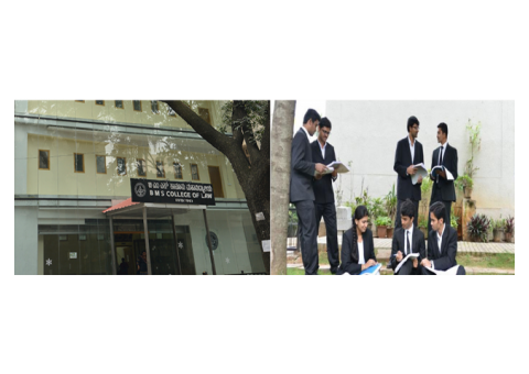 Law Colleges In Bangalore | BMS College Of Law