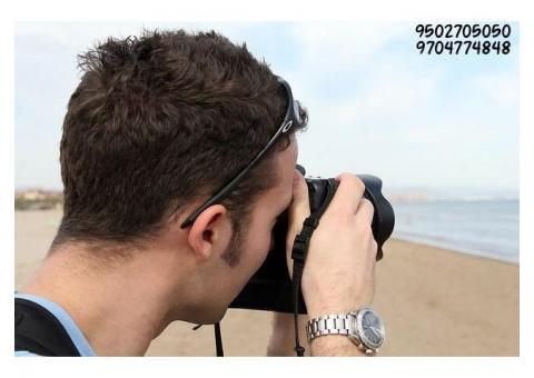 Fashion Photography Course To Capture Perfect Shots. Join Hamstech Now!