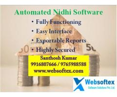 Automated Nidhi Software for your Nidhi Company