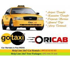 CAR RENTALS IN ORISSA | CAB SERVICE IN ODISHA