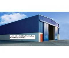 Well built large industrial warehouse MuradNagar Ghaziabad