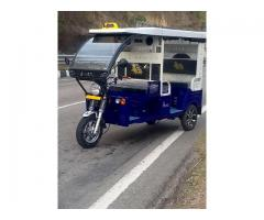 Most Reliable E Rickshaw Manufacturer in India