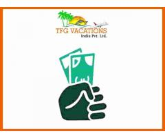 A Business opportunity Offered By TFG VACATIONS INDIA PVT. LTD. (ISO: 9001 – 2008)