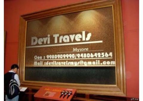 Cab Booking in Mysore + 91 93414-53550 / +91 99014-77677