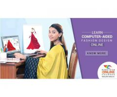 Design 2D & 3D In Fashion CAD Course. Join Hamstech Online Courses!