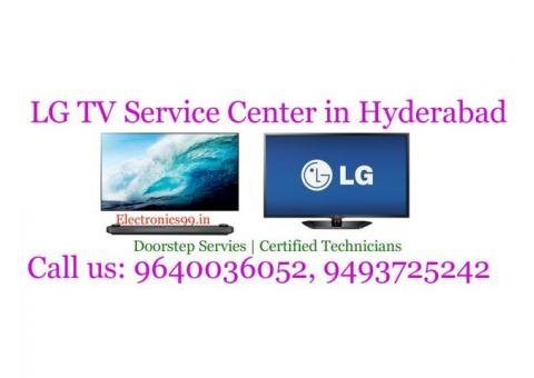 LG TV  Service Center in Hyderabad
