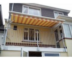 Balcony Awnings Manufacturers, Window Awnings