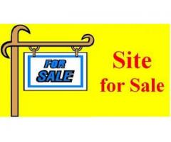 Sites (plots) for sale
