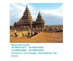 Cab Booking For Mysore Trip  + 91 93414-53550 / +91 99014-77677