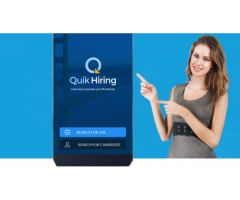 Mobile Recruiting App - Now Recruiters Get 1000 Candidate Profiles Easily