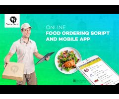 On Demand Online Food Ordering System & App For Restaurants