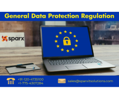 GDPR Compliance Consulting Company : Sparx IT Solutions