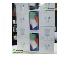Stockprice iPhone X , iwatch ,iPhone 8 8Plus , Free EarPods Apple