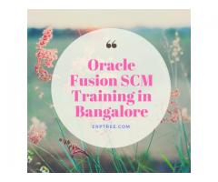 Search for Top Institutes On Oracle Fusion SCM Training in Bangalore // Get Certified
