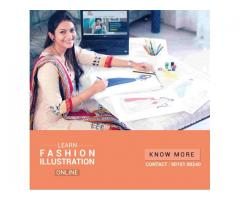 Fashion Illustration Courses for everyone. Join Hamstech Online Courses!