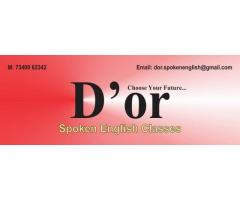 D'or Spoken English Classes