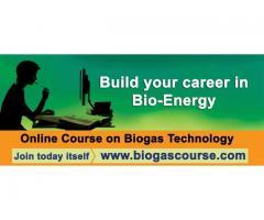 Biogas online course