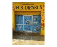 H.S.DIESEL CRDI INJECTOR REPAIR WORK SHOP