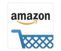 Amazon --  And You Are Done