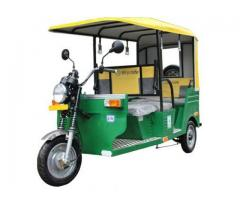 Best Govt. Approved E Rickshaw Manufacturing Company in India