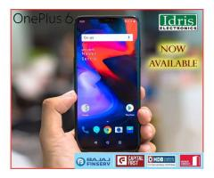 OnePlus 6 Now Available Only In Idris Electronics Raipur Dealer of OnePlus In Chhattisgarh